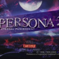 Persona 2 Eternal Punishment (PS)