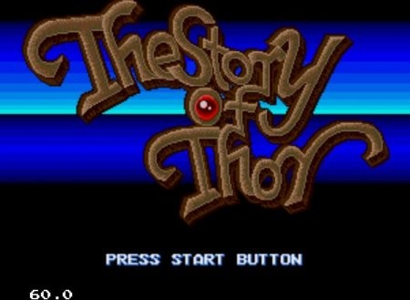 The Story of the Thor (Sega)