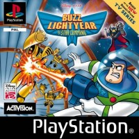 Buzz Lightyear of Star Command (PS)