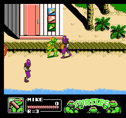 Teenage Mutant Ninja Turtles 3 The Manhattan Project