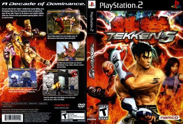 Tekken 5 (PS2)