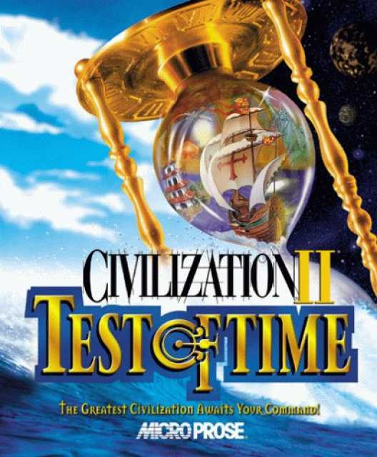 Civilization II Test Of Time (PC)