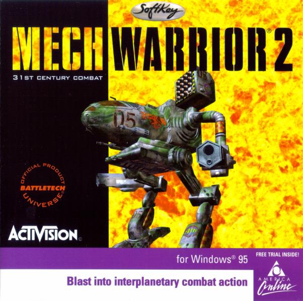 MechWarrior 2 31st Century Combat