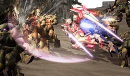 Dynasty Warriors Gundam Reborn (PS3)