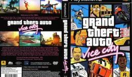 Grand Theft Auto Vice City (PS2)